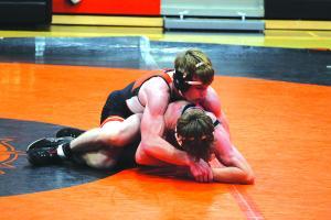Dalton wrestling Jan. 16 home (Dalton vs. Orrville 54-18, Dalton vs. Shelby 42-24) PHOTOS BY GRACE GREER
