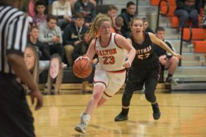 2/13/20 Girls Basketball vs Rittman