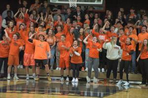 2/28/20 Dalton Varsity Boys Basketball vs. Kidron Central Christian