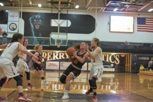 3/5/20 Girls Basketball vs Willoughby Cornerstone Christian