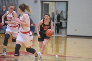 1/25/20 Dalton Girls Varsity Basketball @ Norwayne