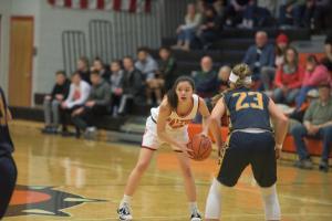 2/22/20 Girls Basketball vs Hillsdale