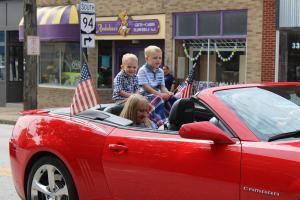 2021 Dalton Memorial Day parade