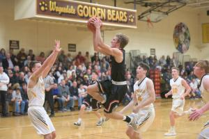 1/17/20 Varsity Boys Basketball @ Waynedale