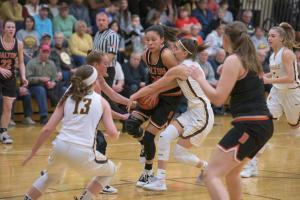 2/6/20 Girls Basketball @Waynedale
