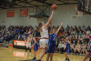 1/23/20 Dalton Varsity Girls Basketball vs. Chippewa