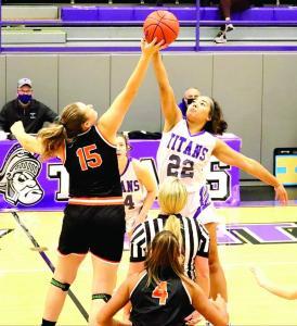 Dalton girls basketball season opener Nov. 21, 2020 vs. Triway (Photos by Amber Doty)