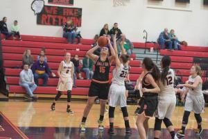 1/9/20 Girls Varsity Basketball @ Rittman